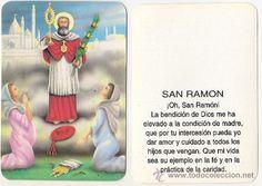 Gifs de oraciones: Oraciones a San Ramón Nonato