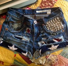 Check out my new Rebel Flag shorts from DesignedByTwo!