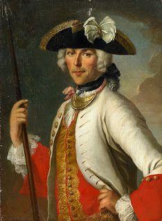 Wars of Louis Quatorze: Interesting portrait