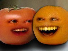 Annoying Orange - TOE-MAY-TOE - YouTube