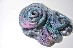 Lichtfaden Silk from Land and Sea lace / Update Sunday June14, 2015