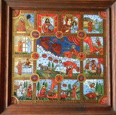 Religious Icons, Religious Art, Christian Paintings, Religious Paintings, Popular Art, Orthodox Icons, Romania, Art History, Christianity