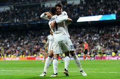 Morata & Lucas Vazquez  Real Madrid 5-1 Legia Warsaw