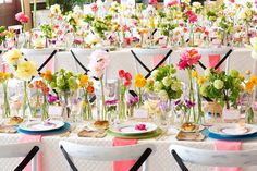 Inspired by This Colorful Gospel Birthday Brunch | Inspired by This Blog