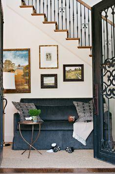 Foyer Furniture Ideas. Foyer Decor. Foyer. Foyer Design. #Foyer #FoyerFurniture Dana Wolter.