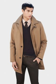 Aspesi M65 Field Jacket - Outerwear Men at Club Monaco | Work ...