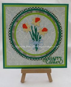 Tinyrose's Craft Room: Daffodils for a Happy Easter