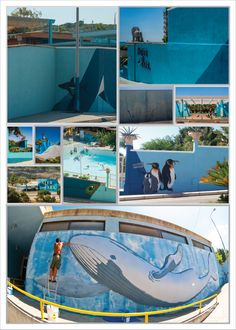 Waterpark Wall Art.
