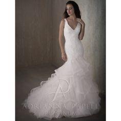 New | Style 31015 - Adrianna Papell Platinum
