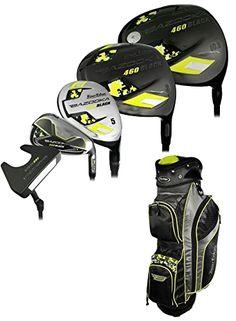 Superb Tour Edge Golf- Bazooka Black Complete Set With Bag Graph/Steel https://www.discount-golf-irons.com/product/tour-edge-golf-bazooka-black-complete-set-with-bag-graphsteel/ #Golf #TourEdge