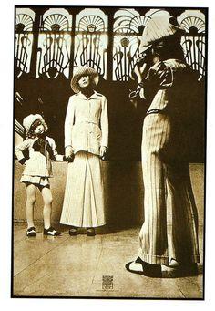 Biba fashion editorial