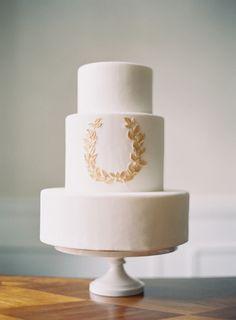Elegant Wedding Inspiration by Odalys Mendez
