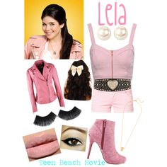 teen beach movie lela | fashion look from August 2013 featuring Jane Norman tops, Svea ...
