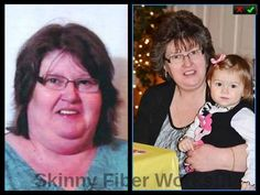 WOOOOOT WOOOOOT Donna Thanks for sharing!  In 11 months my whole life has changed!! I started a healthy meal plan on July 29, 2013 and the pounds and inches started dropping off. 3 months later I added skinny fiber to my meal plan and I am still amazed at the results, how much better I feel. I no longer need blood pressure medication after 10 years of taking 2 a day. I can play with my grandchildren all day long and still feel great at the end of the day!! If you are sick and tired of being…