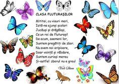 Imagini pentru clasa fluturasilor Crafts For Kids, Classroom, Teaching, Printables, English, Random, 1st Grades, Crafts For Children, Class Room