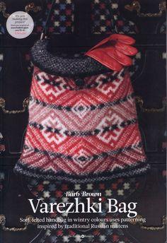 The Knitter 54 - 紫苏 - 紫苏的博客