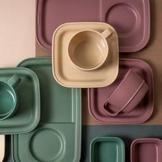Box Container, Mood And Tone, Ceramic Coffee Cups, Plastic Design, Shabby Chic Kitchen, Ceramic Design, Ceramic Clay, Kitchenware, Tableware