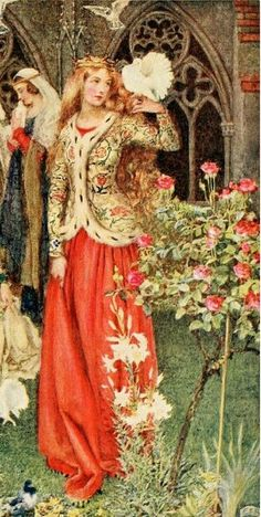 Guinevere (British) - Guinevere was wife of King Arthur and Queen of Camelot. She mistakenly fell in love with one of the Knights of the Round Table. King Arthur's champion, Sir Lancelot.