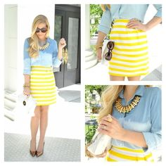 Pose by fashboulevard Top and Kate Spade Skirt from May 08, 2013 | Pose