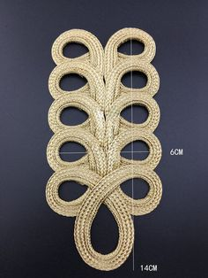 Your place to buy and sell all things handmade Bordados Tambour, Hand Embroidery, Embroidery Designs, Military Costumes, Diy Crafts Hacks, Bespoke Tailoring, Couture Sewing, Gold Work, Costumes