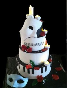 phantom of the opera sweet 16 theme - Bing Images