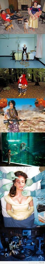 Modern day Disney