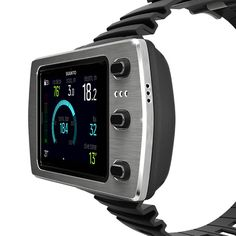 Suunto Eon Steel Dive Computer Evolves With Your Diving Prowess -  #dive #diving #outdoors #snorkeling