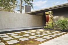 A modern design with Japanese influences