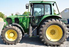 Forstschlepper John Deere 6920 Premium