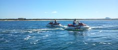 River & ocean tours with Maroochy river jet ski
