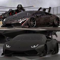 Lamborghini with shark teeth Lamborghini Gallardo, Lamborghini Auto, Maserati, Lamborghini Photos, Ferrari Laferrari, Sexy Cars, Hot Cars, Supercars, Muscle Cars