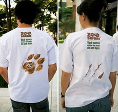 AAZoo Safari T-shirts