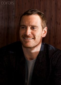 Michael Fassbender and his sexxay smile!!