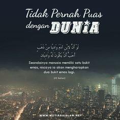 259 Best Koleksi Quote Kata Kata Mutiara Islam Images In