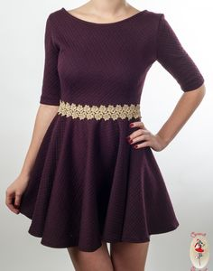 the purple doll Winter Sale, Skater Skirt, Doll, Purple, Skirts, Fashion, Moda, Fashion Styles, Skirt