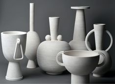 XL Vessels, by Eric Roinestad, exhibited at Design Miami. Courtesy of The Future Perfect