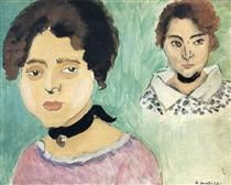 not identified - Henri Matisse