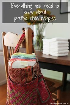 Looking for the best cloth nappies for your needs? In this in-depth guide to the modern cloth nappy in Australia, we're looking at reusable flats and prefolds.