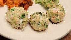 Chicken Zucchini Poppers | Nutrimost Recipes