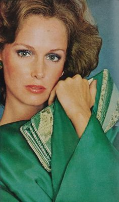 Pictures of Beautiful Women: Karen Graham Week 2, Part Six: Vogue, November 1973