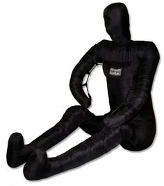 MMA Grappling/ Jiu Jitsu Dummy Filled, for MMA, Grappling, Jiu Jitsu, Sumission by Ring to Cage. $449.95. Made of heavy duty cardoura(nylon) material. Tight filled. This dummy Is a great product for Brazilian Jiu Jitsu (BJJ), Judo, Wrestling and Mixed Martial Arts! you can do Train Guard, Inside Guard, Turtle Position, Start Position, North South, Mount, Side Mount, Keeps his legs up for Leg locks, Knee bars, Ankle hooks... Dummy is about the height equivalent of a 6 foot man an...