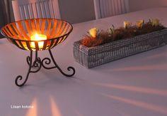Liisan kotona: DIY kukkalaatikko asetelmille