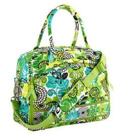 New School Bag  Metropolitan | Vera Bradley