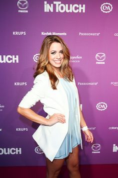 Vanessa Mai Photos Photos - Vanessa Mai attends the Icons & Idols No. 3 event to celebrate the 10th anniversary of InTouch magazine on September 24, 2015 in Duesseldorf, Germany. - Icons & Idols No. 3 in Duesseldorf