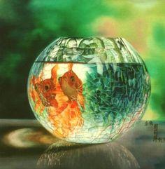 yz- Zhou, Helen - Goldfish Bowl (No People)