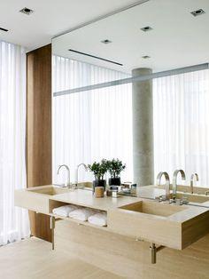 Yabu Pushelberg apartment in New York.   #jeffreyalanmarks #JAM #homedecor