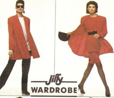Simplicity 8728 1980s Misses Wardrobe Pattern 4 Knits by mbchills