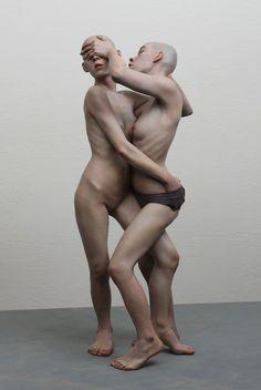 Isométrico Mujer © Choi Xooang. Cortesía del artista y Galerie Albert Benamou, París