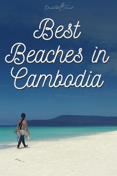 The beaches in Cambodia are hidden gems! The coastline is not as well known as its neighbouring countries but there some great Cambodia beaches nonetheless. These are the ones we consider the best beaches in Cambodia. Argentina South America, Visit Argentina, South America Travel, France Travel, Asia Travel, Hawaii Travel, Italy Travel, Visit Thailand, Thailand Travel