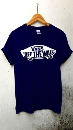 dea44bf8972c6 louis tomlinson shirt vans off the wall tshirt louis by komposetee Vans  Shirts